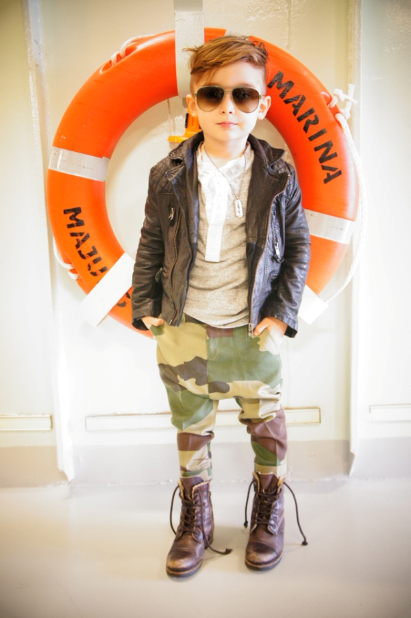 Alonso Mateo, o Menino Estiloso do Instagram Blog Moda Infantil
