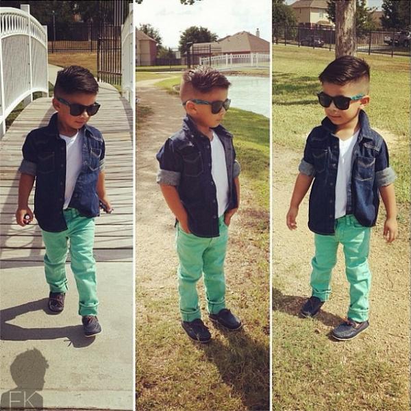 5cccece7f6eae O Instagram da Fashion Kids é pura inspiração de moda para as ...