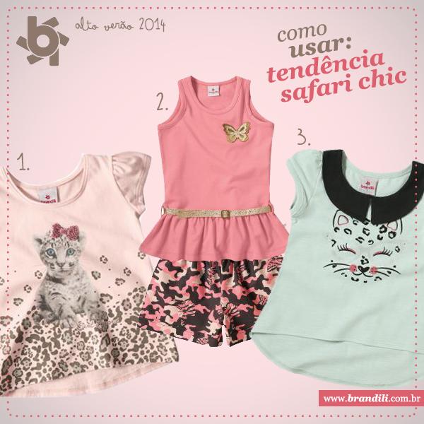 roupa para criança