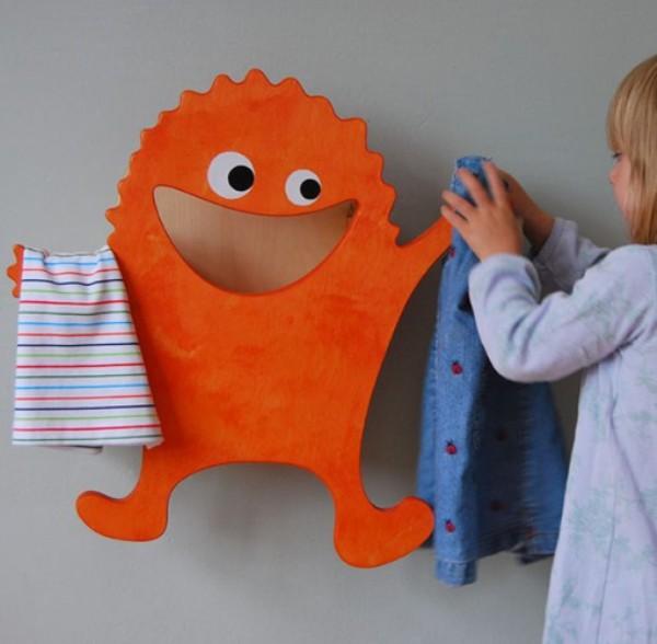 Decoração que incentiva as crianças a manterem o quarto  ~ Quarto Sempre Arrumado