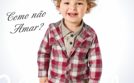 Roupa infantil de menino para festa junina