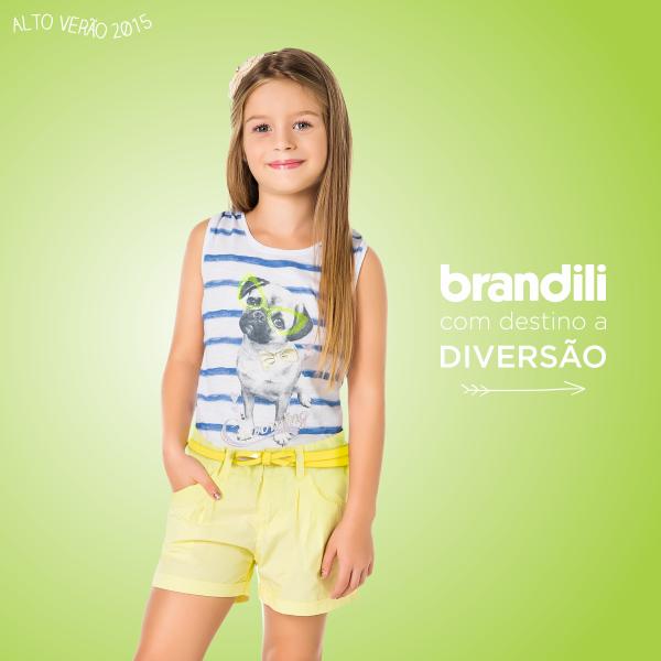 b8902426ed Alto Verão 2015 Brandili - Blog Moda InfantilBlog Moda Infantil