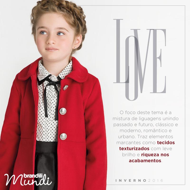 Love: a tendência de moda infantil que chegou para ficar no look das fashionistas