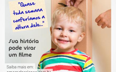 Amor pela Criança - Brandili 50 anos