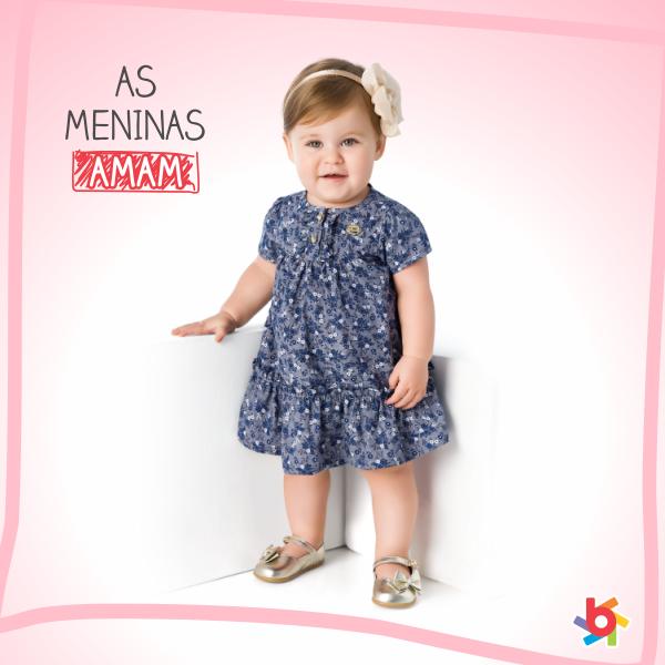 Moda Infantil Brandili Primavera 2014