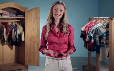 Cores da moda infantil do inverno 2014