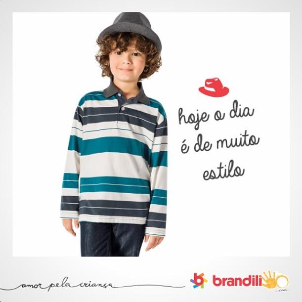 Posts mais populares do Instagram da Brandili