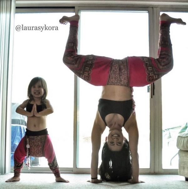 Yoga para criança
