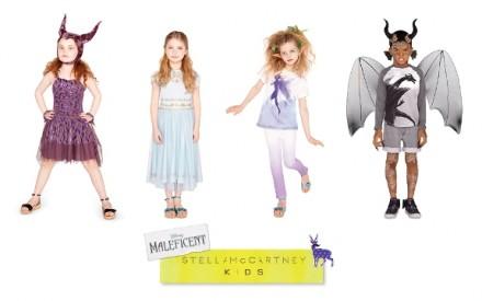 Angelina Jolie e Stella McCartney lançam coleção inspirada no filme da Disney Malévola