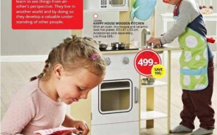Rede de lojas de brinquedo da Suécia abole distinção de gênero