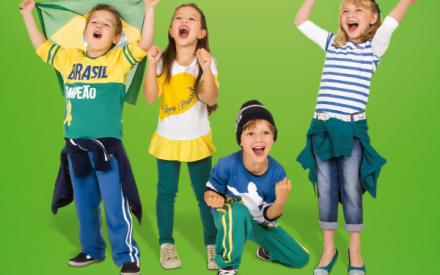 Hashtag Brandili Copa do Mundo 2014