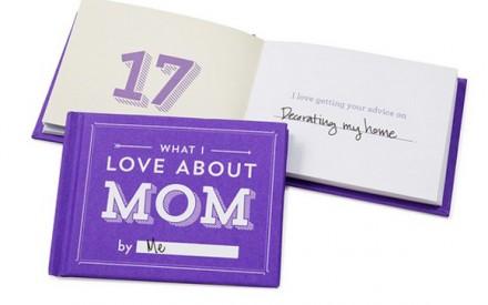Livro para presente de Dia das Mães 2014