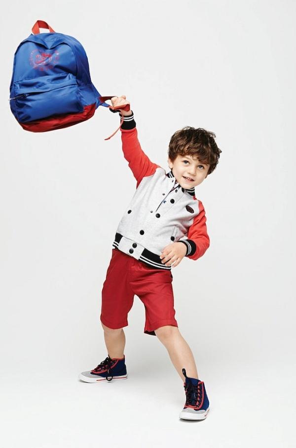 Coleção de roupa infantil Little Marc Jacobs Primavera Verão 2014