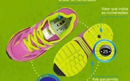 Kidy Sticky: o tênis infantil que aumenta de tamanho