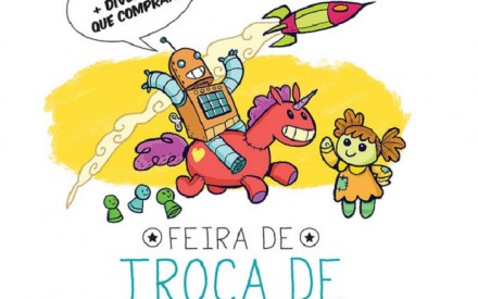 Datas das feiras de troca de brinquedos no Brasil
