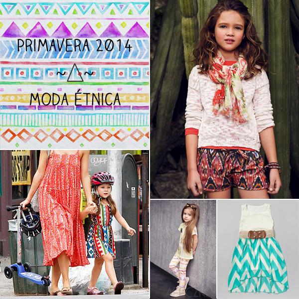 ccbb7dc1f Moda étnica infantil: confira as novidades desta tendência para a Primavera  2014