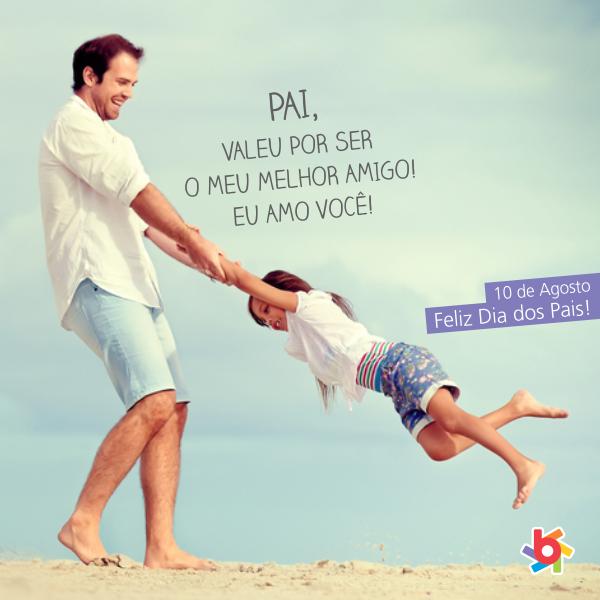 Feliz Dia dos Pais Brandili