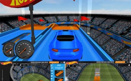 Jogo virtual Hot Wheels Track Builder