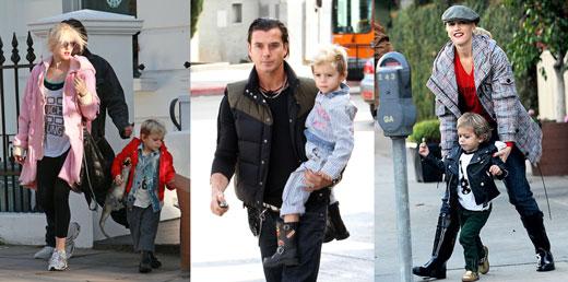Filho de Gwen Stefani