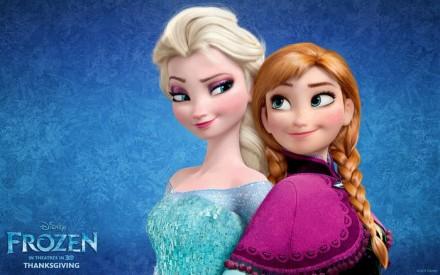 Filme infantil Frozen