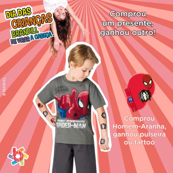 Roupa infantil em promoção no Dia das Crianças 2014