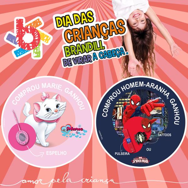 Roupa infantil em promoção Dia das Crianças 2014