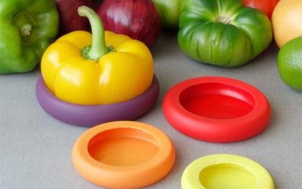 Food Huggers: como manter os alimentos frescos por mais tempo