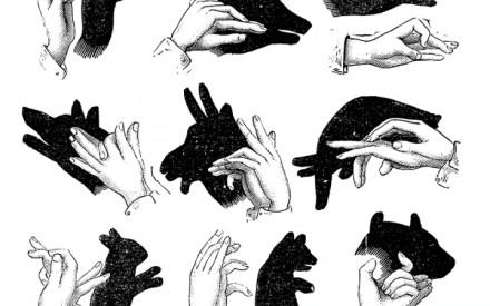 Aprenda como fazer sombras de animais na parede