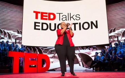 Ted Talk Rita F. Pierson
