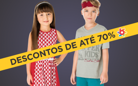 Black Friday 2014 de moda infantil