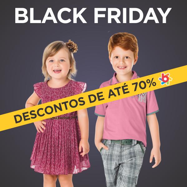 Black Friday 2014 de moda infantil