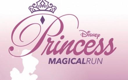 Corrida Infantil Disney Princess Magical Run Brasil