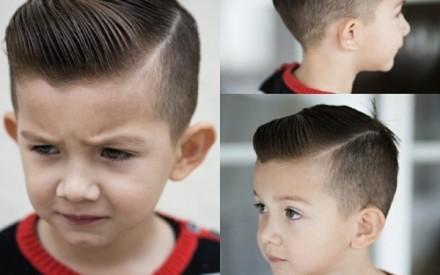 Cortes de cabelo masculino infantil com degrade
