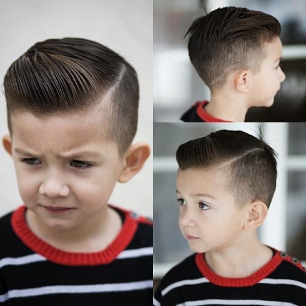Razor Part O Corte De Cabelo Masculino Infantil Que 233