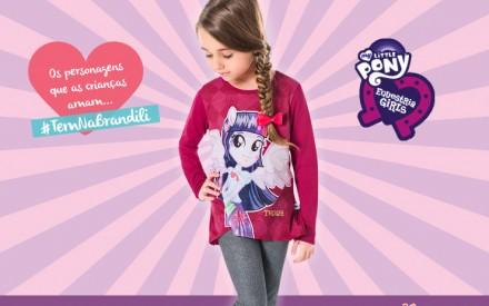 Roupas para meninas My Little Pony: Equestria Girls