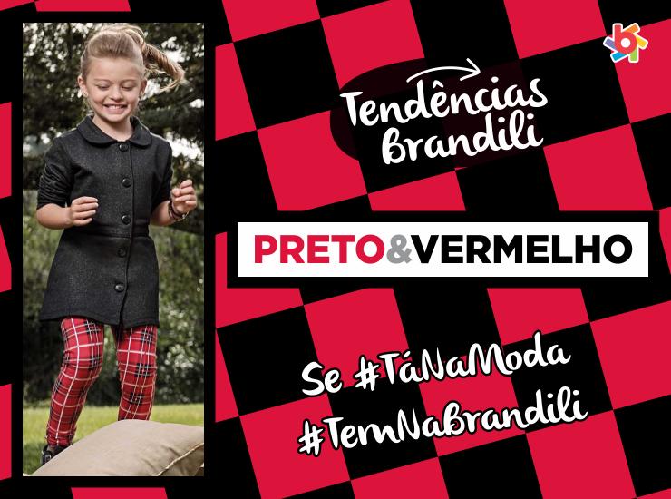 73dec001fb Como usar  tendência Preto + Vermelho na moda infantil - Blog Moda ...