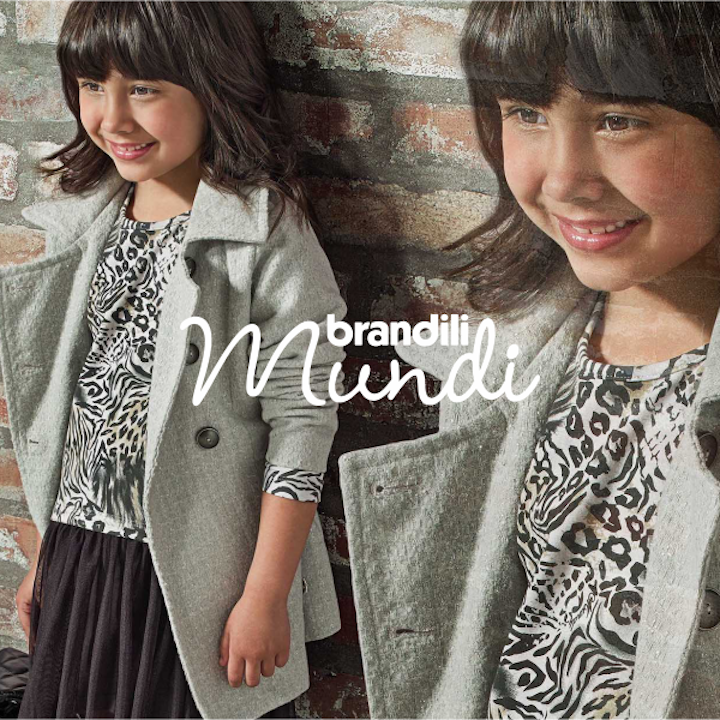 Moda infantil estilosa Outono/Inverno 2015