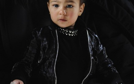 North West veste preto