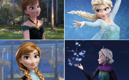 Aprenda como fazer os penteados de cabelo da animação Frozen