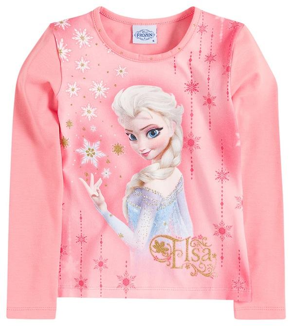 Roupa para criança Frozen