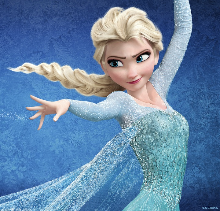 Passo-a-passo de como fazer os penteados de cabelo do filme Frozen nas meninas