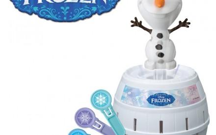 Jogo Pula Pirata Frozen Olaf