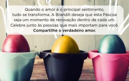 Páscoa 2015 Brandili