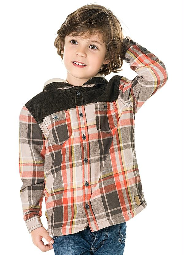 Casacos e jaquetas infantis da Brandili Mundi