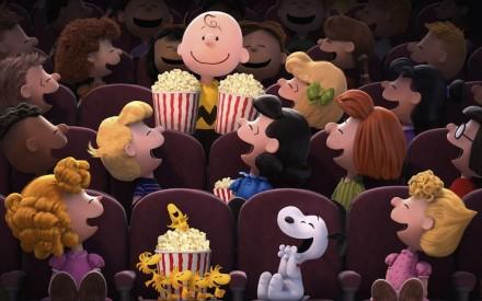 Animação Snoopy Charlie Brown 2015