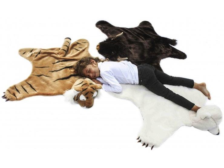 Cobertores de bicho Ratatam