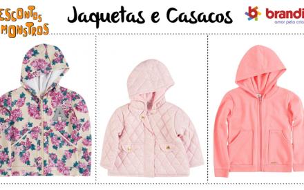 Jaquetas e casacos para criança com descontos
