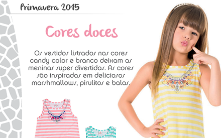 Candy colors infantil