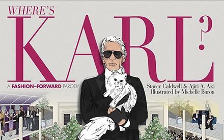 Livro Onde Está Karl