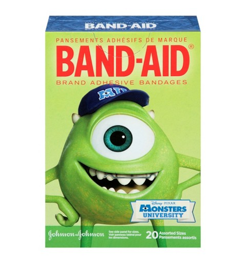 Band-aid Monstros S.A.